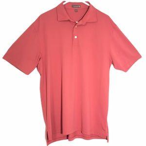 Peter Millar summer comfort  large polo shirt